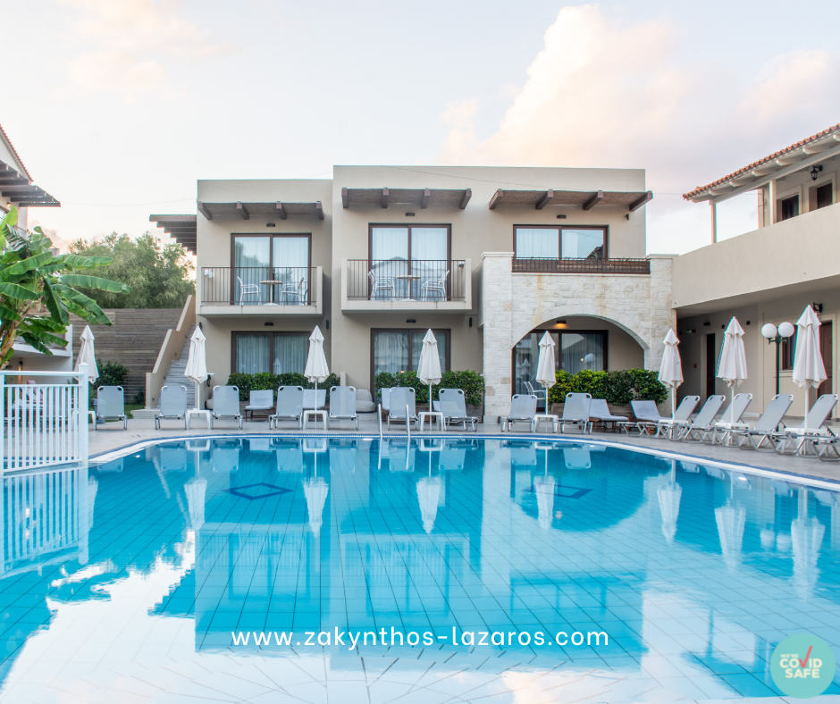 Zakynthos is Open and Covid Free